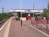 Wikipedia - Croftfoot railway station