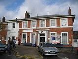 Wikipedia - Andover railway station