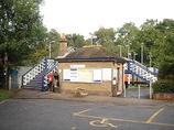 Wikipedia - Crowhurst railway station