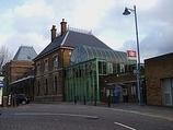 Wikipedia - Crystal Palace railway station