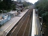 Wikipedia - Cuddington railway station