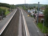 Wikipedia - Dalry railway station