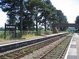 Wikipedia - Danzey railway station