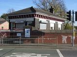 Wikipedia - Davenport railway station