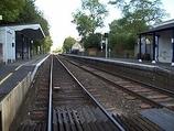 Wikipedia - Dean railway station