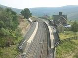 Wikipedia - Dent railway station