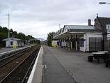 Wikipedia - Dingwall railway station