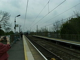 Wikipedia - Diss railway station