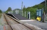 Wikipedia - Dolgarrog railway station