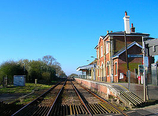 Wikipedia - Appledore (Kent) railway station