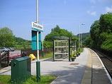 Wikipedia - Dolwyddelan railway station