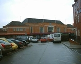 Wikipedia - Doncaster railway station