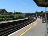 Wikipedia - Dorchester South railway station