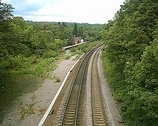 Wikipedia - Dore and Totley railway station