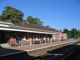 Wikipedia - Dorridge railway station