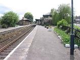 Wikipedia - Driffield railway station