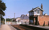 Wikipedia - Dullingham railway station