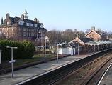 Wikipedia - Dumfries railway station