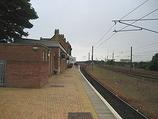 Wikipedia - Dunbar railway station
