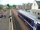 Wikipedia - Dunblane railway station