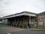 Wikipedia - Dunfermline Town railway station