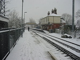 Wikipedia - Earley railway station