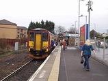 Wikipedia - East Kilbride railway station