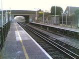 Wikipedia - East Worthing railway station