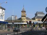 Wikipedia - Eastbourne railway station