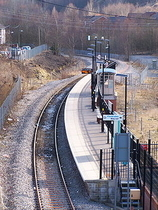 Wikipedia - Ebbw Vale Parkway railway station