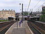 Wikipedia - Haymarket railway station