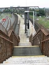 Wikipedia - Ardwick railway station