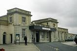 Wikipedia - Ely railway station