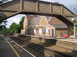 Wikipedia - Eynsford railway station