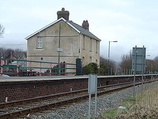 Wikipedia - Fairbourne railway station