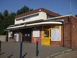 Wikipedia - Falconwood railway station