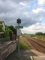 Wikipedia - Falkirk High railway station