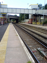 Wikipedia - Fazakerley railway station