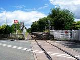 Wikipedia - Ffairfach railway station