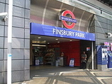 Wikipedia - Finsbury Park railway station