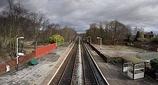 Wikipedia - Flixton railway station