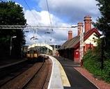 Wikipedia - Fort Matilda railway station