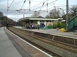 Wikipedia - Four Oaks railway station