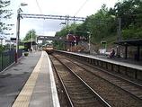 Wikipedia - Garrowhill railway station
