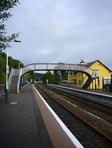 Wikipedia - Garve railway station
