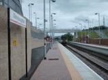 Wikipedia - Glasshoughton railway station