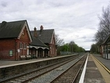 Wikipedia - Glazebrook railway station