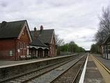 Wikipedia - Glazebrook railway station
