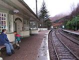 Wikipedia - Glenfinnan railway station