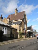 Wikipedia - Godalming railway station